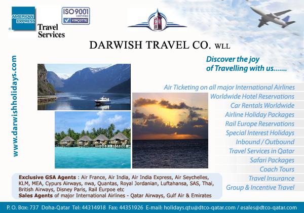 Tour Operators In Doha Qatar Page 1 Qatar Online Directory