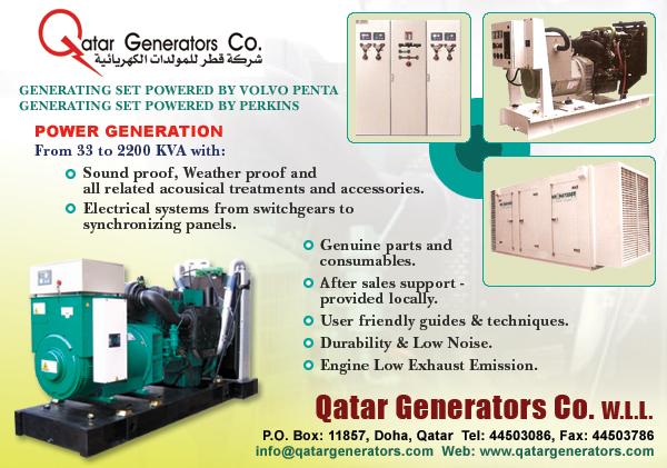 Generator Suppliers In Doha Qatar Page 1 Qatar Online
