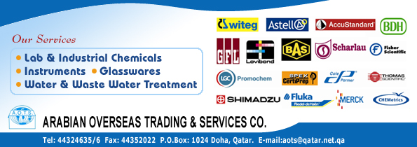Chemical & Chemical Products suppliers in Doha, Qatar - Page 1